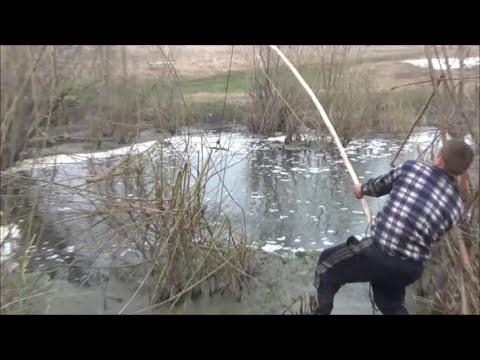 Рыбалка на паук,