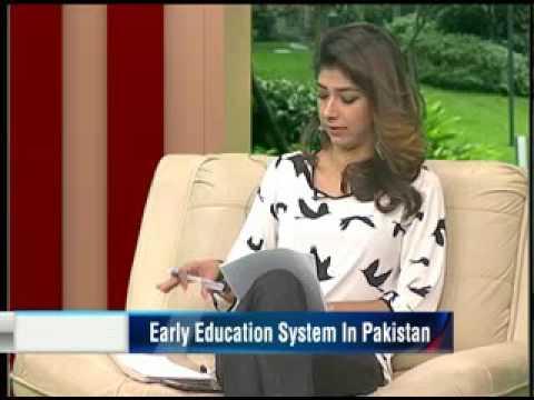 WTM  Early Education System in Pakistan