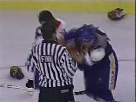 Dale Hawerchuk vs Denis Savard