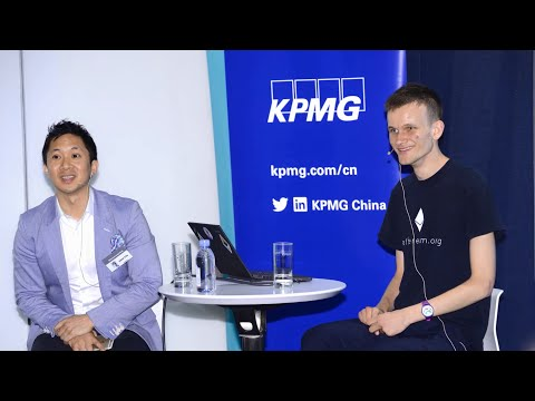 Vitalik Buterin: The Road Ahead @KPMG – June 2016