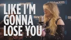 "Meghan Trainor ""Like I'm Gonna Lose You"" Live @ SiriusXM / Hits 1"
