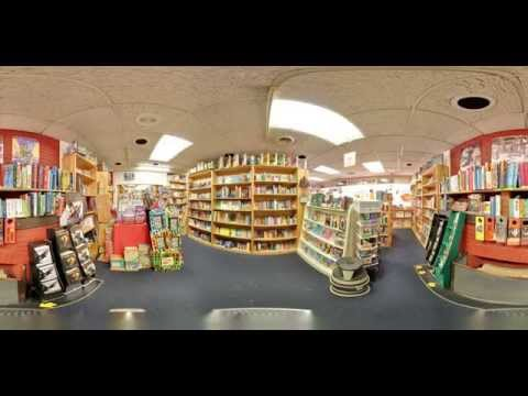 The Book Loft of German Village 360° virtual tour