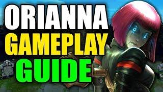 SEASON 10 ORIANNA GAMEPLAY GUIDE - (Best Orianna Build, Runes, Playstyle) - League of Legends