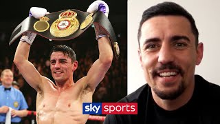 Which opponent does Anthony Crolla WISH he had faced? | Doing The Rounds