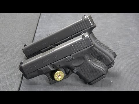Compared: Glock 19 vs Glock 26