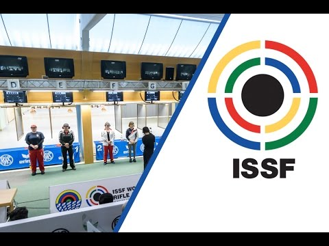 25m Pistol Women Final - 2017 ISSF World Cup Stage 4 in Munich (GER)