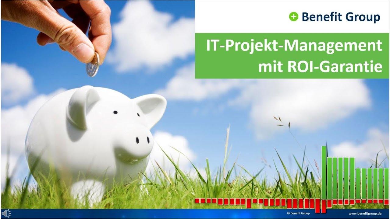 1 Minute für Ihre Logistik Software Projekte mit mehr Benefit