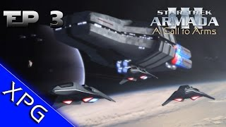 Lets Play...Star Trek Armada 3: A Call to Arms - Romulan Front Ep.3