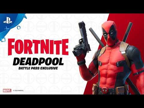 Fortnite - Deadpool