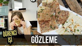Öğrenci İşi: Gözleme nasıl yapılır? | Merlin Mutfakta Yemek Tarifleri