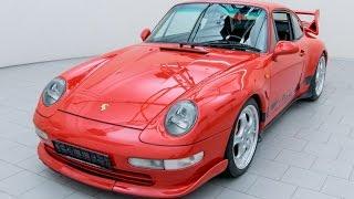 1996 Porsche 911 Carrera RS (993)