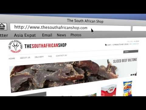 Online Payments via Paypal - The South African Shop