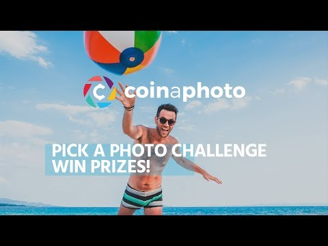Win Prizes in Weekly Photo Challenges | Coinaphoto