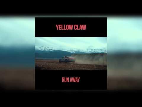 Yellow Claw - Run Away (Cover Art)