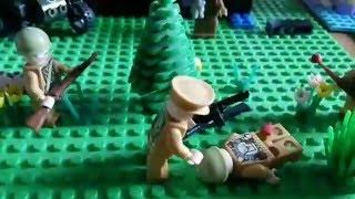 видео: Lego Мультфильм:Партизаны (Начало Войны)