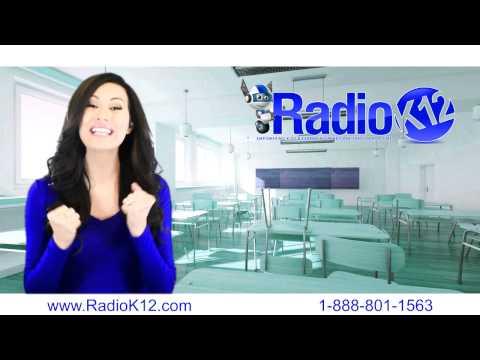 RadioK12.com - Internet Radio Stations For Students