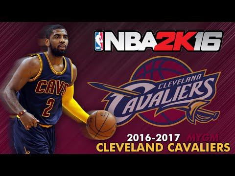 "NBA 2K16: Cavaliers MyGM ep. 36 - ""2017 Offseason"""