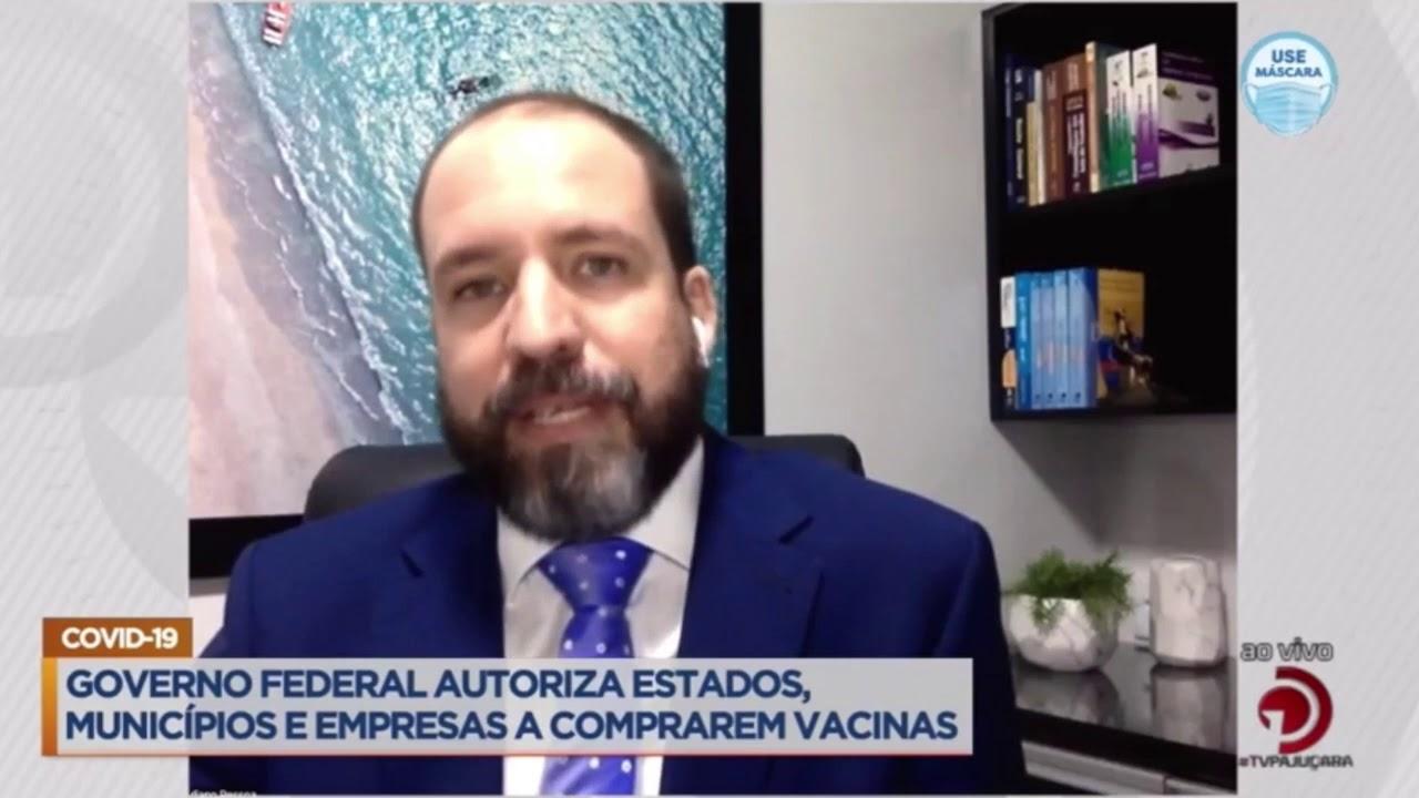 Lei sana problema da responsabilidade civil e facilita a aquisição de vacinas para COVID-19