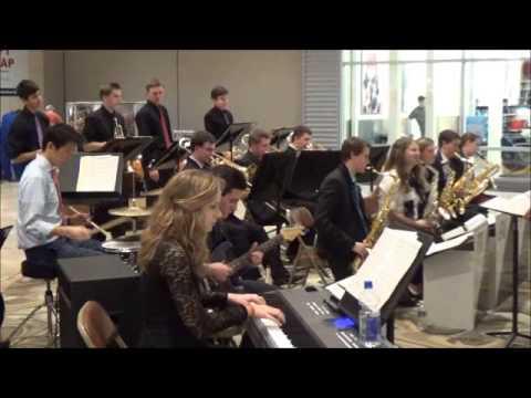 Jingle Bell Rock by Jazz Ensemble  December 16, 2014