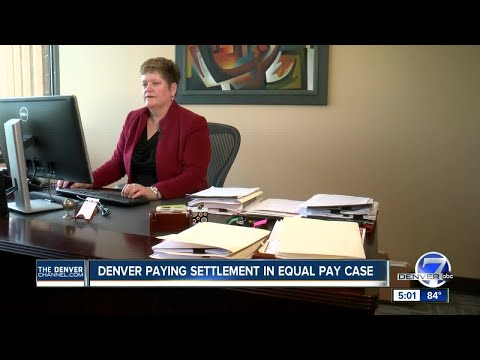 Denver paying more than $400K in settlement in equal pay case