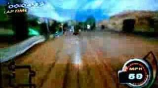 Nitrobike Wii Gameplay