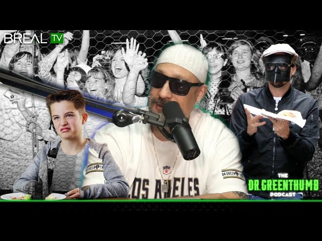 The Dr. Greenthumb Podcast Ep. 90 | B-Real Going Shopping, Hardest Cypress Hill Song To Perform