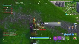 Fortnite - Botched drp in lonely lodge w 5 kills