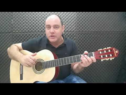 Violão Harmonics GNA 111 Nt - Território da Música