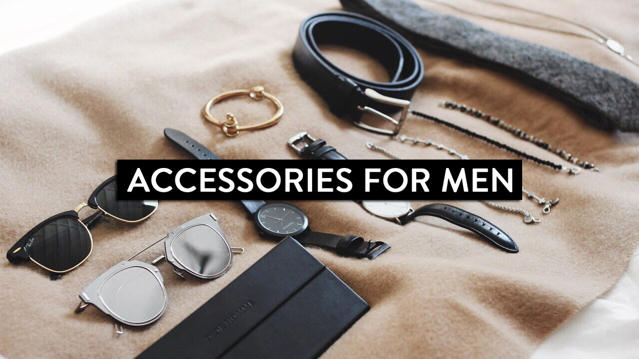 Favorite accessories for men youtube for Men s bathroom accessories