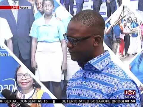 Ecobank Commissions News Office Complex - AM Show on JoyNews (7-3-18)