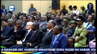 Rais Magufuli awaambia wamiliki wa vyombo vya habari wawe makini