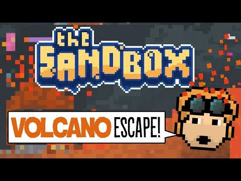 THE SANDBOX – Volcano Escape!