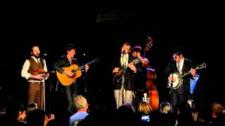 The Punch Brothers - 2+2=5 (The Lukewarm.)