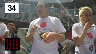 joey chestnut eating