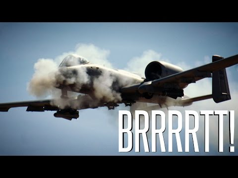 BRRRTT! - ArmA 3 A-10 Mission