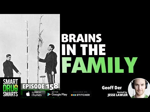 Episode 158 - You Got It From Your Mama: Intelligence & Genetics