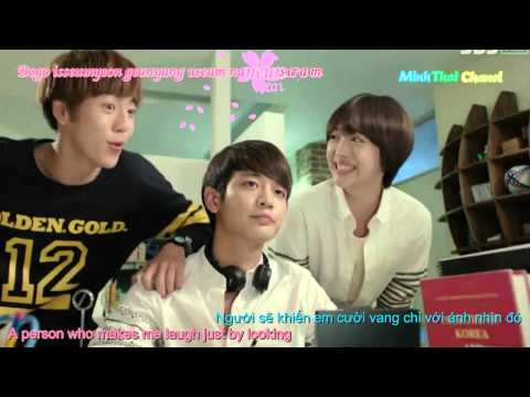 Dana - Maybe We [To The Beautiful You OST] [Vietsub + Engsub]