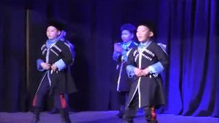 танец теркских калмыков