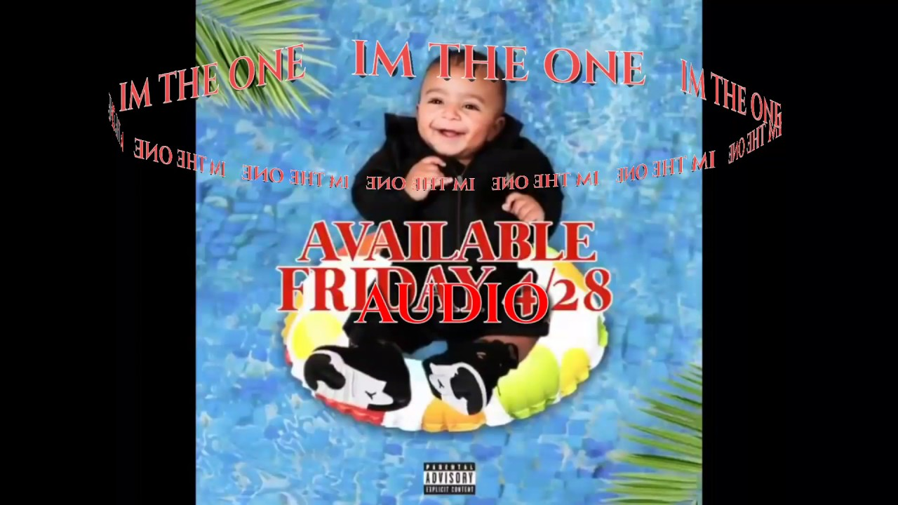 I'm The One - DJ Khaled feat. Justin Bieber, Quavo, Chance The Rapper & Lil Wayne (FULL AUDIO)