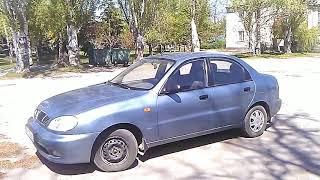 Обзор авто Daewoo Lanos/ Sens Сhevrolet Aveo - YouTube