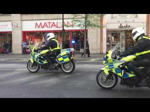 (London) Police!