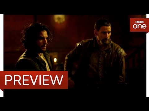 Catesby and Fawkes are discovered - Gunpowder: Episode 2 Preview - BBC One