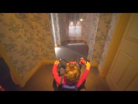 The Shining at Halloween Horror Nights at Universal Studios Hollywood
