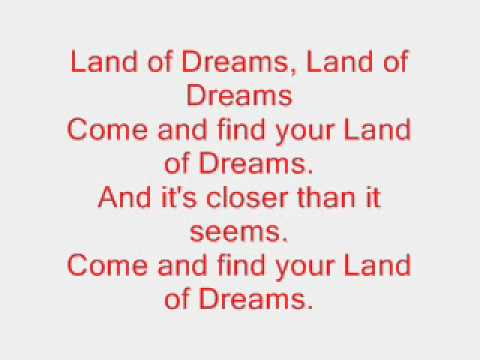 land of dreams Preview, buy, and download songs from the album land of dreams (with los lobos & bebel gilberto) - single, including land of dreams (with los lobos & bebel gilberto).