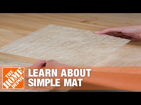 Learn about SimpleMat - The Home Depot - YouTube