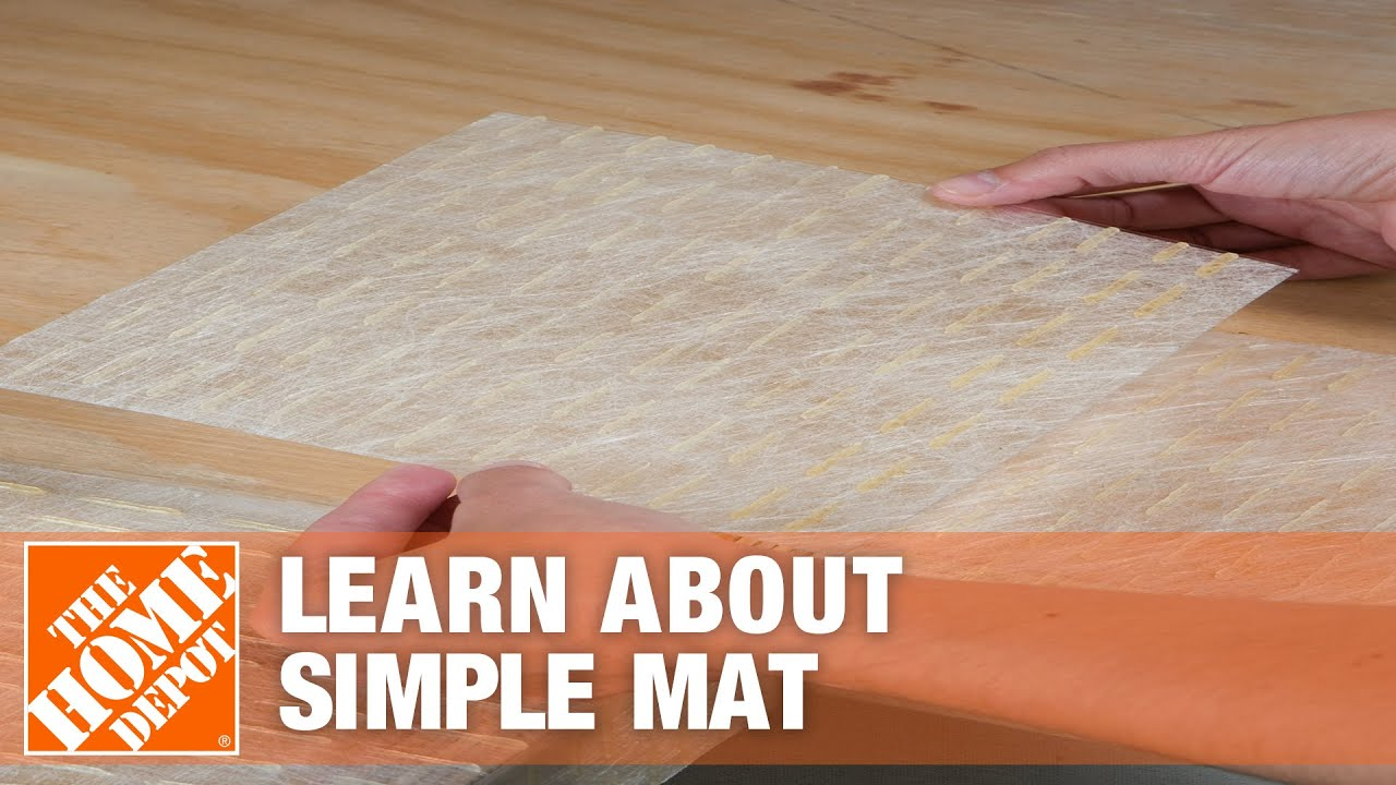 learn about simplemat the home depot