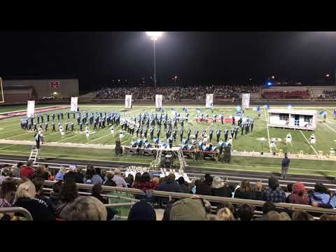 James Clemens High School Marching Band - Days of Blue - Alabama State Marching Championships