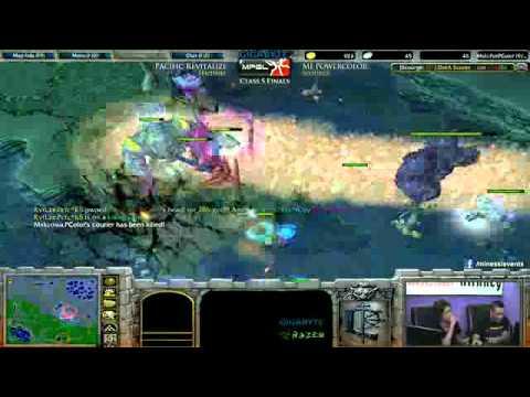 GMPGL Luzon 4-1 (2012) Grand Finals (Game 2) Mineski Infinity PowerColor Vs. Pcfic Revitalize  Part3