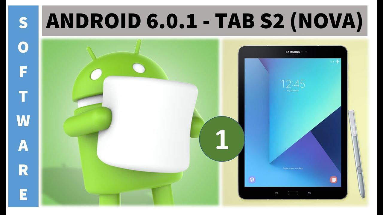 Galaxy Tab S2 Now Runs On Android Marshmallow - Samsung Rumors