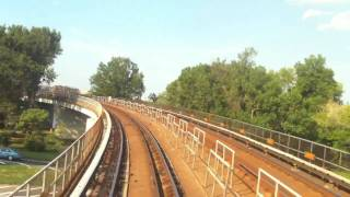 DC Metro Yellow Line Ride